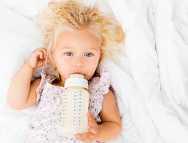 Baby Bottle Tooth Decay - Pediatric dentistry in Pooler, GA