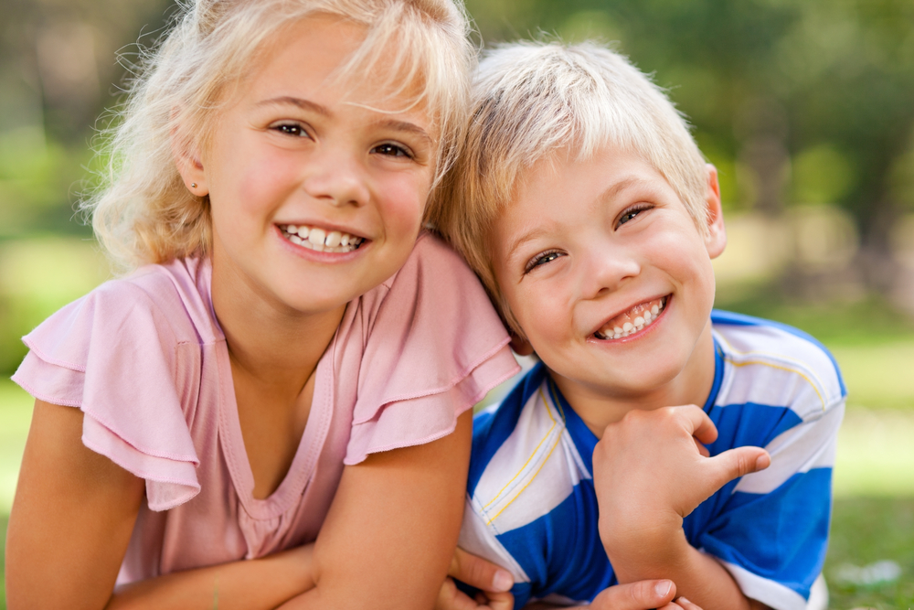 Kids in the park - Pediatric dentistry in Pooler, GA
